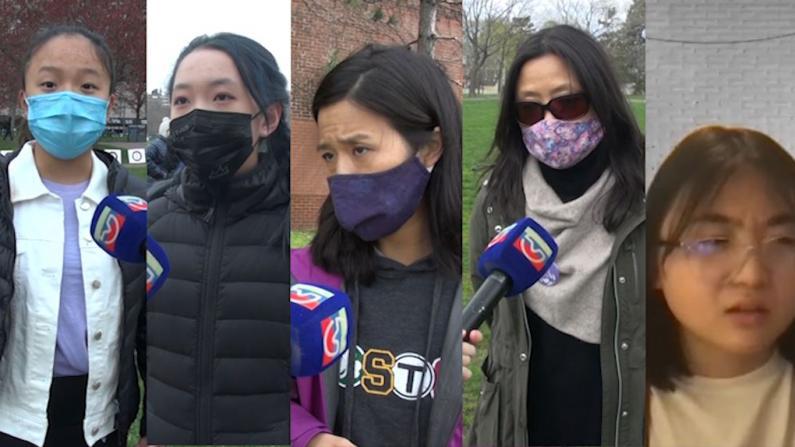 自新冠疫情以来,波士顿华人都遭遇过哪些种族歧视行为?