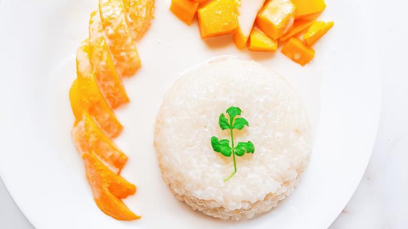 【Lychee Girl】春夏甜品:芒果糯米饭的正宗泰式做法!