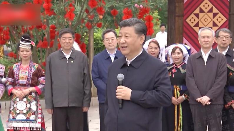 习近平:脱贫路上、新征程上一个也不能少,中国共产党说话算数