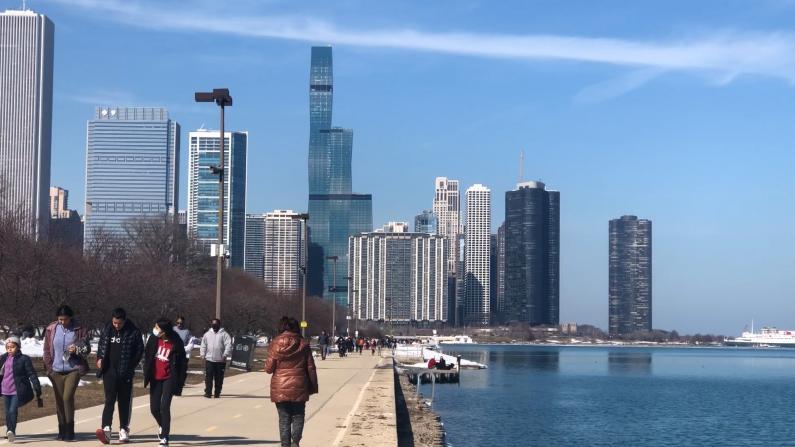 芝加哥公共卫生厅:想参加活动?先打疫苗
