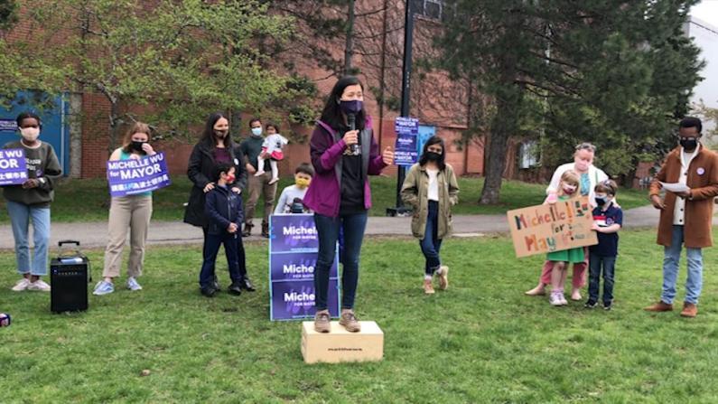 波士顿公校资源不平衡 学生、家长呼吁教育平等