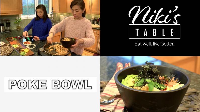 【Niki蔬食】春意盎然 营养素食Poke Bowl