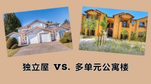 【Larry聊投资】投资:独立屋还是多单元公寓楼?买完多单元可以退休了吗?