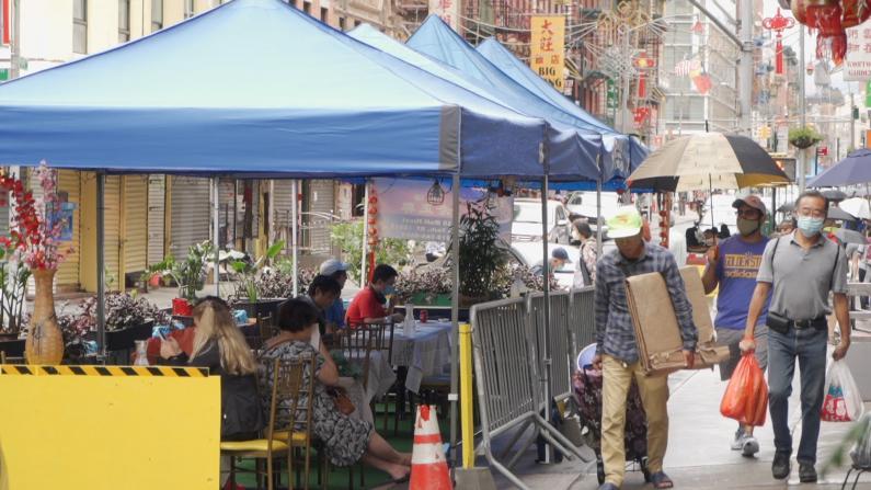 """联邦""""餐馆振兴补助""""开放2天申请近20万 华人业者需格外注意这些"""