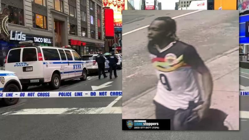 纽约时报广场枪案后 附近华人摊主:也会害怕 自保只能靠不惹麻烦