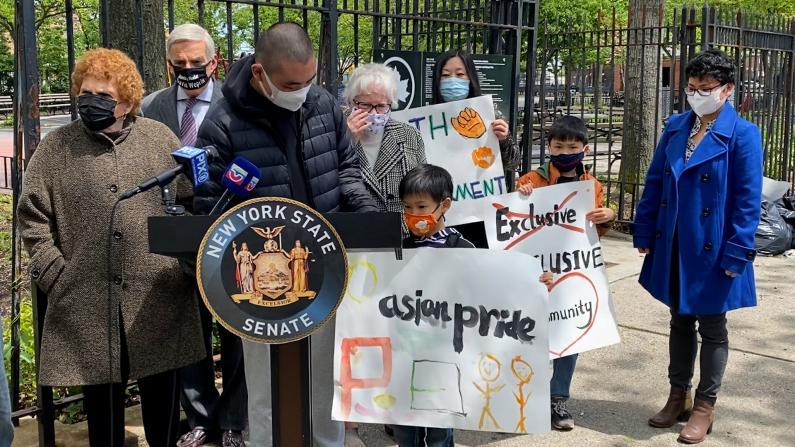 纽约州议员提新法案:仇恨犯罪者必须接受反仇恨教育