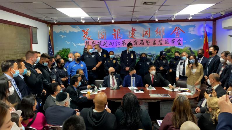 纽约曼哈顿地检办公室公布中文热线 鼓励华人报告仇恨案件
