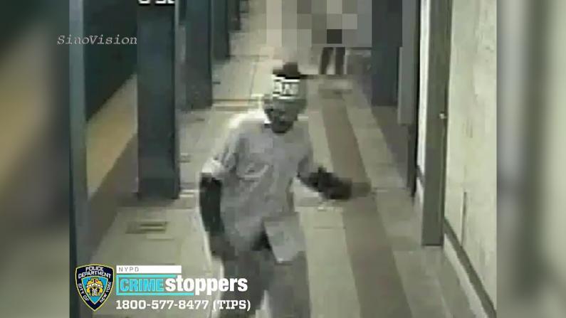 NYU地铁站亚裔男子遇袭 纽约地铁安全堪忧