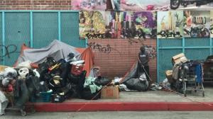 """斥资120亿 加州计划消除""""无家可归""""现象"""