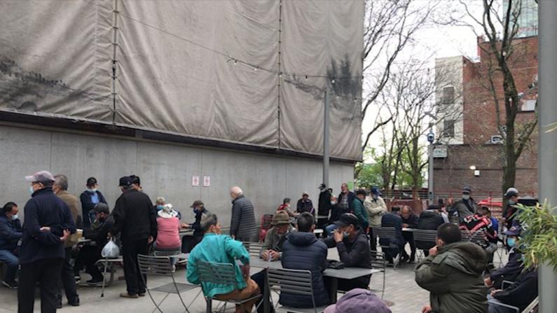 游民骚扰频发 波士顿华埠这个地方反亚裔事件最多...