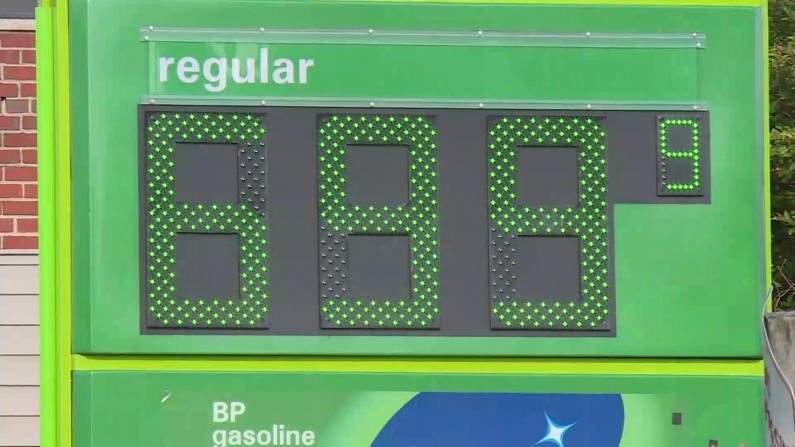 抢疯了!油荒蔓延,每加仑$6.99仍供不应求……