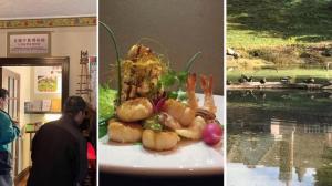 疫情下的中餐新模式 结合户外景观和博物馆