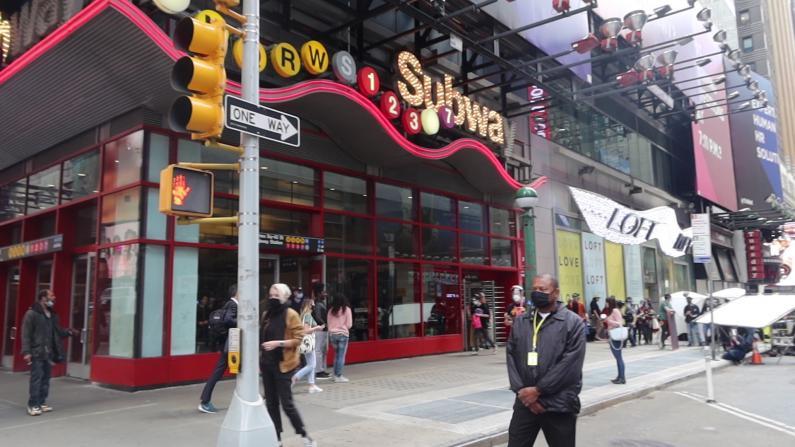 纽约地铁站一上午爆4起攻击案 民众:出行背后都得长眼睛