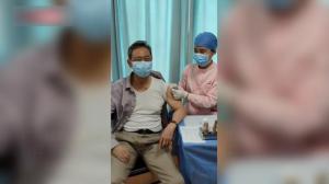 钟南山接种新冠疫苗:感觉良好 希望大家尽快接种