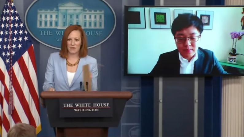 帮助亚太裔发声 白宫:还将做这些事
