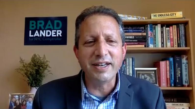 纽约市主计长参选人兰德:140亿联邦拨款要用在最需要的地方