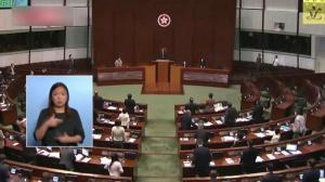 香港完善选举制度条例草案获得通过