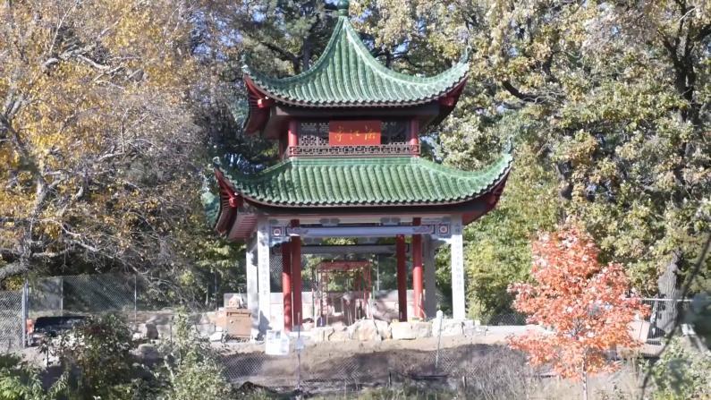 明州中国花园二期工程筹备中 望获联邦数百万拨款