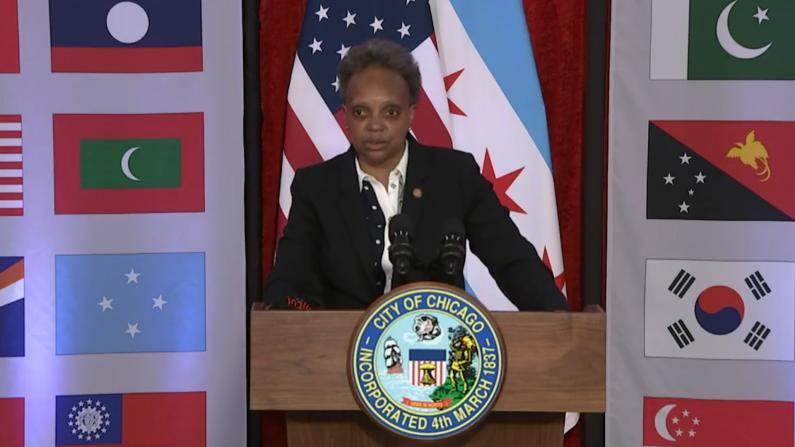 芝加哥市长庆祝亚太裔月 感谢社区贡献