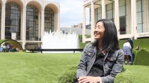 林肯中心换新颜 华裔设计师创意理念:让人们进入另一个世界