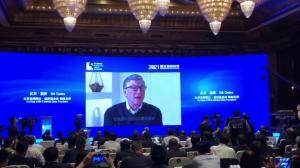 比尔·盖茨:中国已成为全球包容性创新重要力量