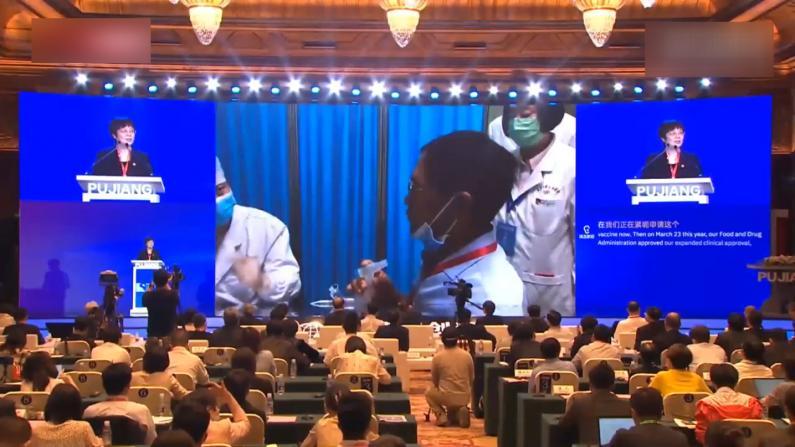 陈薇:中国正申请雾化吸入式新冠疫苗紧急使用