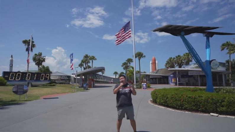 【佛州生活】又降半旗了 说说美国都在什么情况下降半旗