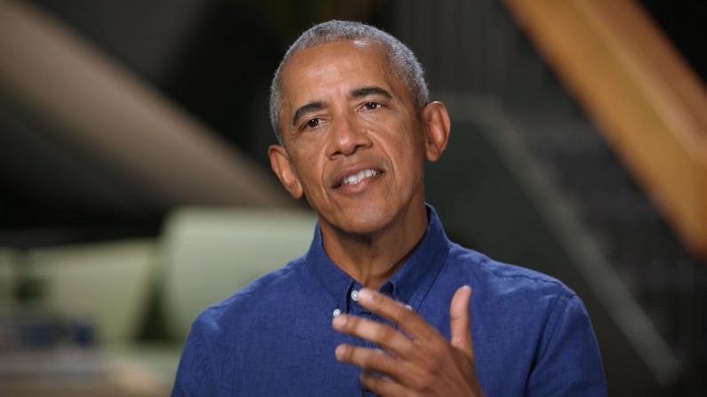 奥巴马批共和党:只有少数人敢反对川普