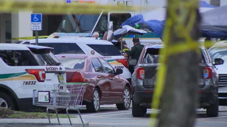 佛州超市光天化日传枪声 致三人死亡包括一名幼儿