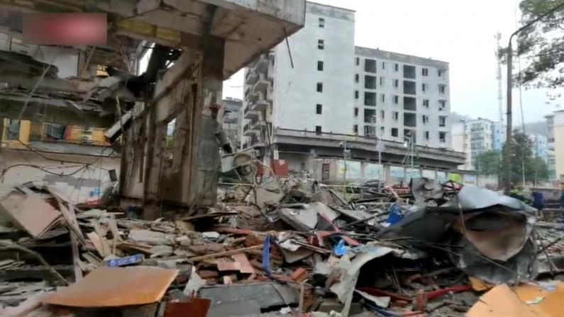 湖北十堰燃气爆炸数十人死伤 超九百商住户紧急疏散