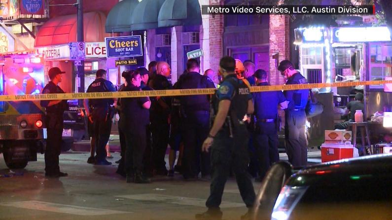 血腥周末 全美6州爆8起大规模枪案 至少9死47伤