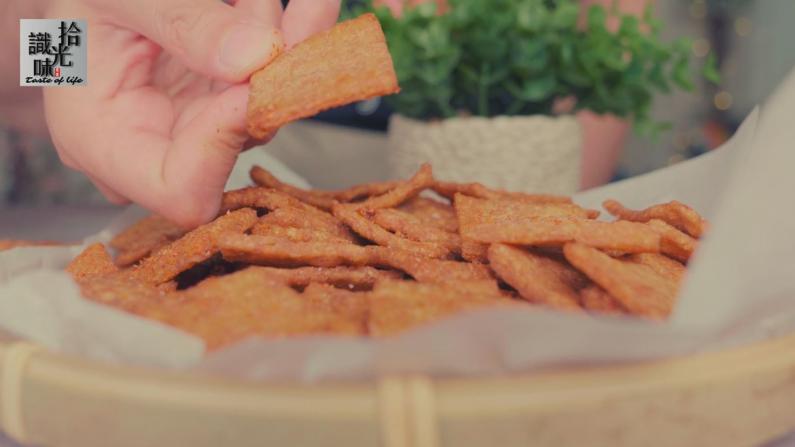【拾光识味】自制馋嘴小零食:小米锅巴