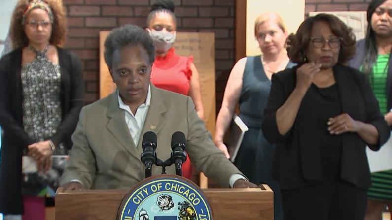 芝加哥市府:种族主义是一场公共卫生危机