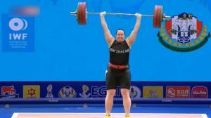 奥运将迎首位变性选手