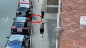 偷枪朝民众警员挥舞 麻州男子迷之行动被捕