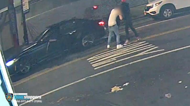 当街开枪杀人抢劫 纽约警方征线索抓捕布朗士四蒙面嫌犯