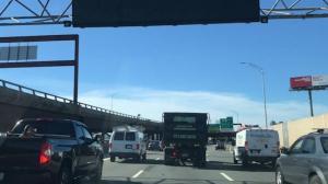 【实拍】波士顿交通拥堵状况基本回到疫情前水平