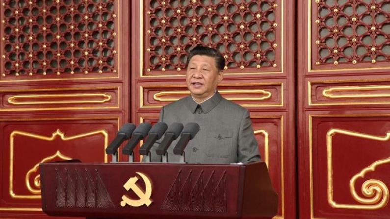 习近平:谁妄想欺负中国,必将碰得头破血流