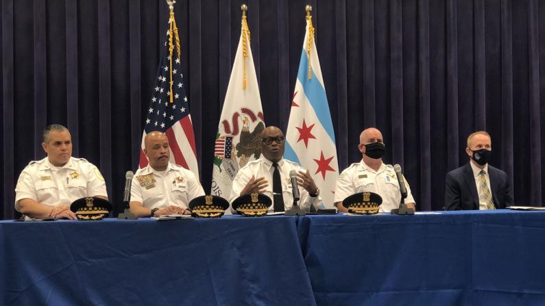 芝加哥预防长周末治安 警局:不再借调警员去其他辖区