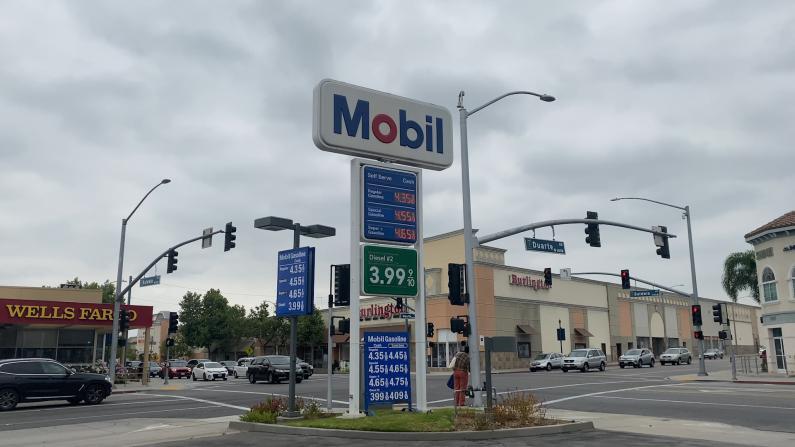 9年来最高! 洛杉矶油价持续飙涨