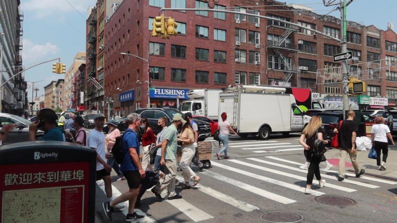经济重启纽约华埠重窃案激增 市警提醒:这些时候要格外小心