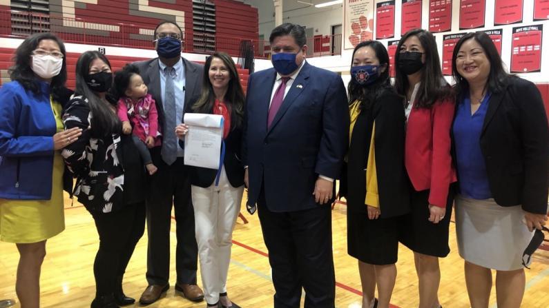 全美首创!伊州法律形式要求K-12学习亚裔历史