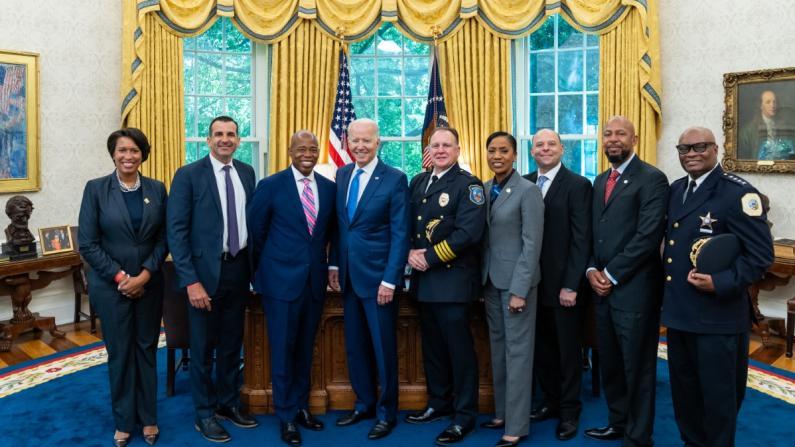 芝加哥警察局长:增加暴力罪犯刑期会改善治安