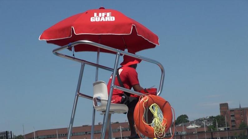 麻州溺水事件频发 政府提高时薪急聘救生员
