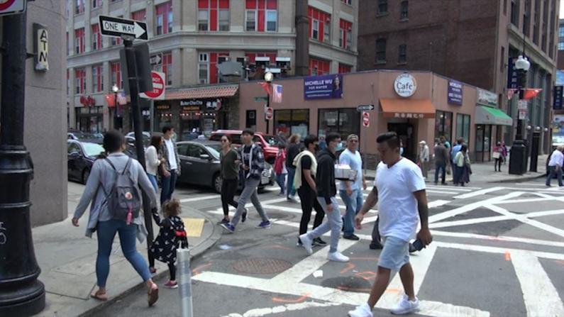 波士顿宣布承认种族主义存在并首次发布应对措施
