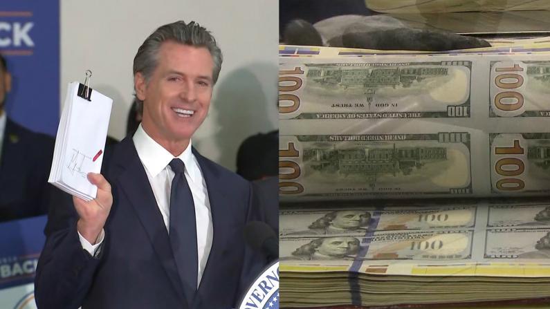 加州狂砸1000亿刺激经济 三分之二居民可领$600