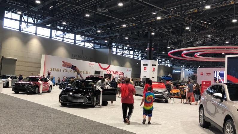 北美大型芝加哥车展回归 新增户外试驾