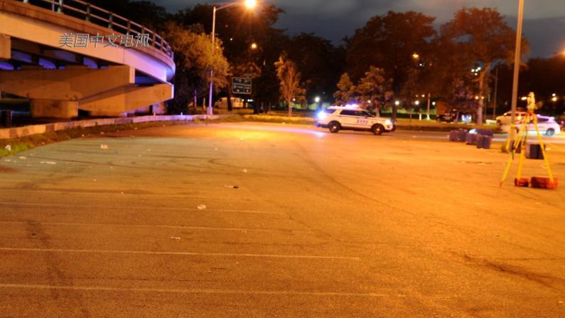 纽约4岁男童可乐娜公园被撞至重伤 市警悬赏1万寻逃逸摩托车手