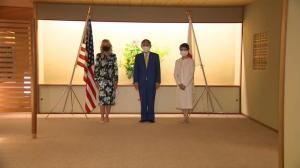 吉尔·拜登抵东京 将率团出席奥运开幕式 这个细节很有趣…
