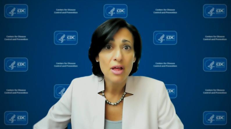 """CDC警告:美国又处于一个""""关键时刻"""""""